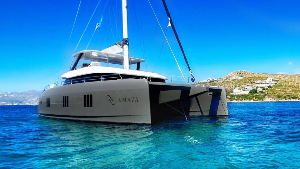 Amaya • Sunreef 60