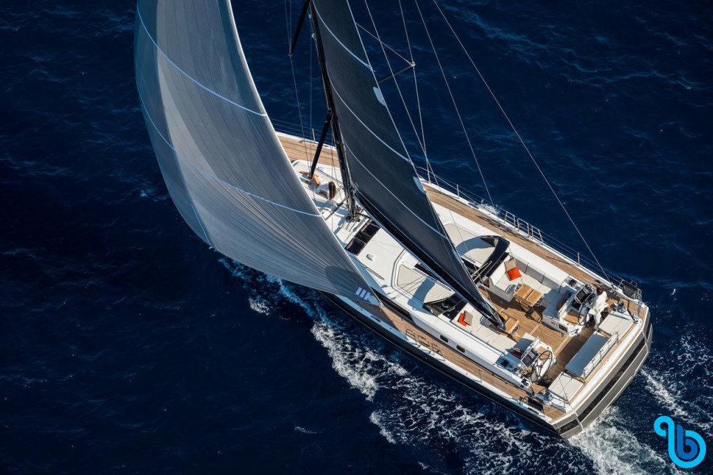 Hippo • Oceanis Yacht 62